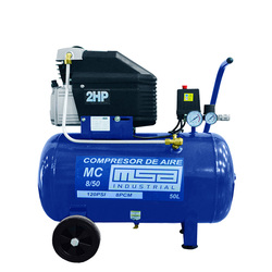 COMPRESOR MC8/50L 2HP MONOF. 120PSI