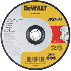 DISCO DESV.MET.230(9)X6.4MM(10PZ)