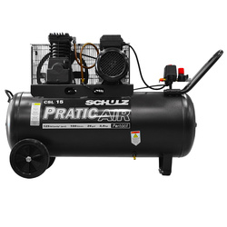 COMPRESOR CSL-15/100 PRATIC AIR 220V 3HP