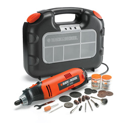 RECTIFICADORA MANUAL HOBBY C/KIT 127V