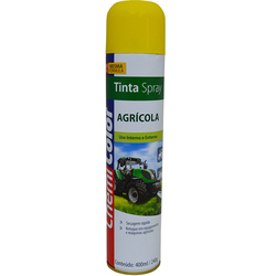 PINTURA SPRAY AMARILLO AGRIC. 400ML