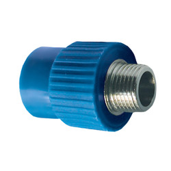 ADAPTADOR 63MM X 2 AZUL