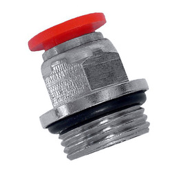CONECTOR RECTO 1/2 X 10MM METAL